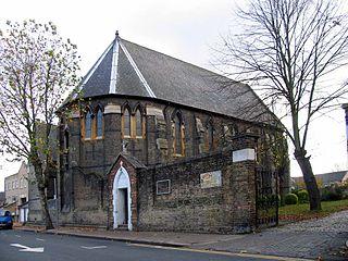 St Nicholas Chapel, Manor Park Newham, Greater London, E12