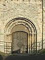 St Nicholas, New Romney, Kent - Tower doorway - geograph.org.uk - 323001.jpg