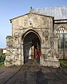 St Nicholas Church, Dereham, Norfolk - Porch - geograph.org.uk - 1084681.jpg