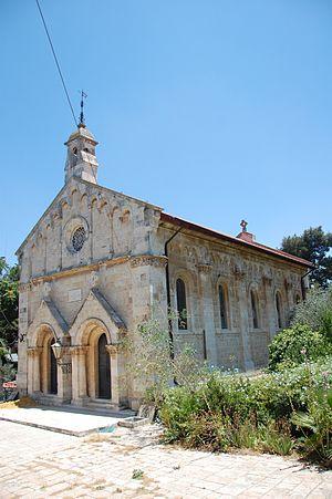 St Paul's Church, Jerusalem