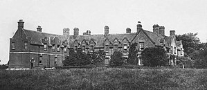 Burgh le Marsh - Image: St Paul's College, Burgh Le Marsh c.1900 10