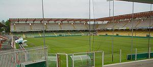 Stadio Dino Manuzzi - Image: Stadio Manuzzi 3