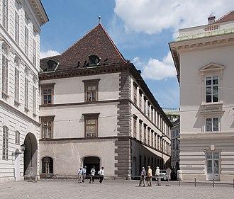 Maximilian II, Holy Roman Emperor - Stallburg