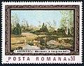 Stamp 1987 - Ion Andreescu - Mesteceni la marginea baltii.jpg