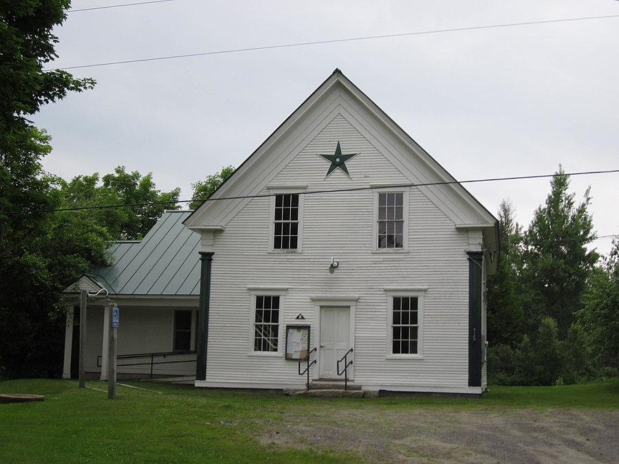 Stannard Schoolhouse