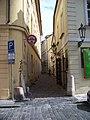 Staré Město, Řetězová, od Liliové.jpg