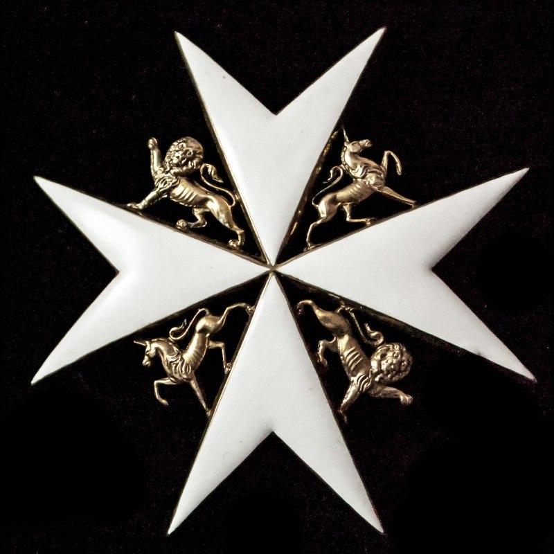 Star - Venerable Order of St John