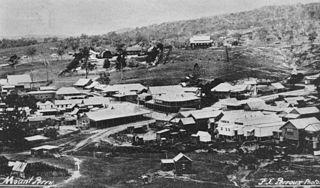 Mount Perry, Queensland Town in Queensland, Australia