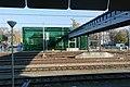 Station Maastricht, passarelle Meerssenerweg.JPG