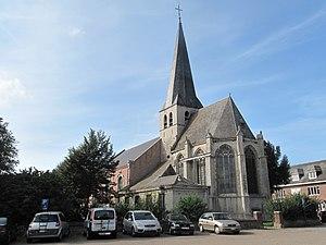 Londerzeel - Image: Steenhuffel, kerk foto 5 2011 09 23 15.26
