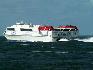 Stena Discovery IMO 9107590 leaving.JPG