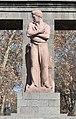 Stepan Shahumian statue, Yerevan20185.jpg