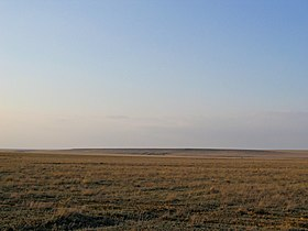 Steppe of western Kazakhstan in the early spring.jpg