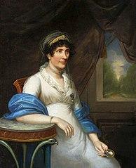 Portrait of Marianna Dembińska née Moszyńska.