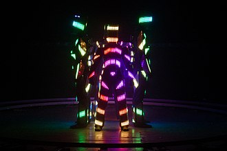 Juno Reactor - Stigma show as part of Juno Reactor