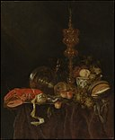 Still Life with Lobster and Fruit MET DP143207.jpg