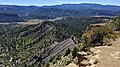 Stollsteimer Creek valley from Chimney Rock Great House.jpg