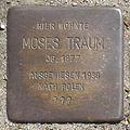 Stolperstein HB-Sebaldsbrücker Heerstr 55 Moses Traum.jpg