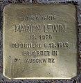 Stolperstein Pariser Str 47 (Wilmd) Marion Lewin.jpg