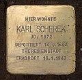 Stolperstein Peter-Vischer-Str 14 (Schön) Karl Scherek.jpg