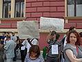 Stop Bombing Gaza (18 July 2014, Ljubljana, Slovenia) 16.JPG