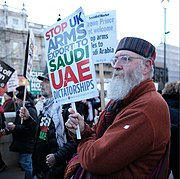 Stop UK Arms Exports to Saudi UAE Dictatorships!
