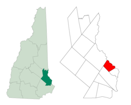 Somersworth – Mappa