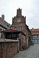 Stralsund, Auf dem Sankt Nikolaikirchhof 1 2 (2012-03-11), by Klugschnacker in Wikipedia.jpg