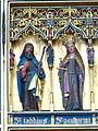 Stralsund Marienkirche - Marienkirche 4a Taddäus Katharina.jpg