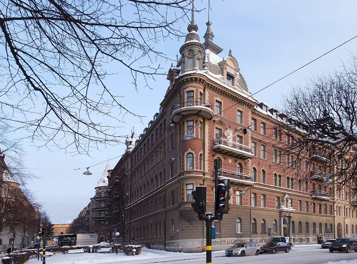 Egyptens Ambassad I Stockholm Wikipedia