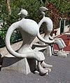 Strange Sculptures Vallehermoso La Gomera 2 (8548309673).jpg