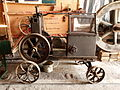 Strange vehicle at the Museum of Industry and Railway in Lower Silesia pic2.JPG