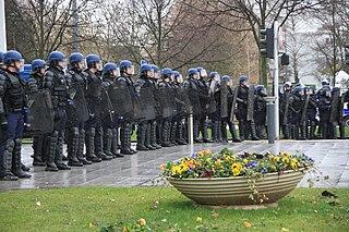 Mobile Gendarmerie