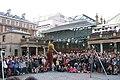 Street Entertainer, Covent Garden - geograph.org.uk - 1031714.jpg