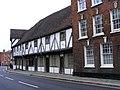 Street scene, Tewksbury - geograph.org.uk - 1382361.jpg