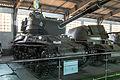 Stridsvagn 74 (Strv 74) in the Kubinka Museum.jpg