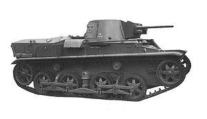 Stridsvagn m/31 - Image: Stridsvagn L 10