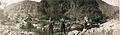 Stringer of Steelhead Trout Upper Sisquoc River 1916.jpg
