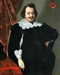 Portrait of Guglielmo Orsetti.