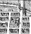 Stuttgart, Lage des Dominikanerklosters mit Kirche (Merian-Stich 1634).jpg