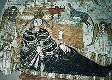 Sudan Farras fresco of cathedral 22dez2005.jpg