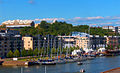 Summer scene at Turku guest harbour.jpg