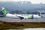 Sun Country Airlines, Boeing 737-8K2(WL), PH-HZG (30930281203).jpg