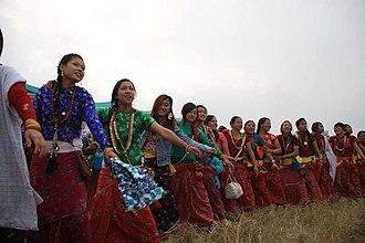 Sunuwar people - Kirati Sunuwar