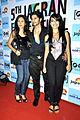 Surbhi Jyoti, Karanvir Bohra and Teejay Siddhu at the 5th Jagran Film Festival.jpg