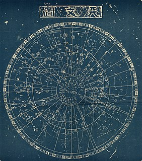 Chinese constellations