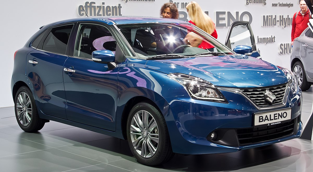 Suzuki Baleno And Baleno Rs Wikipedia