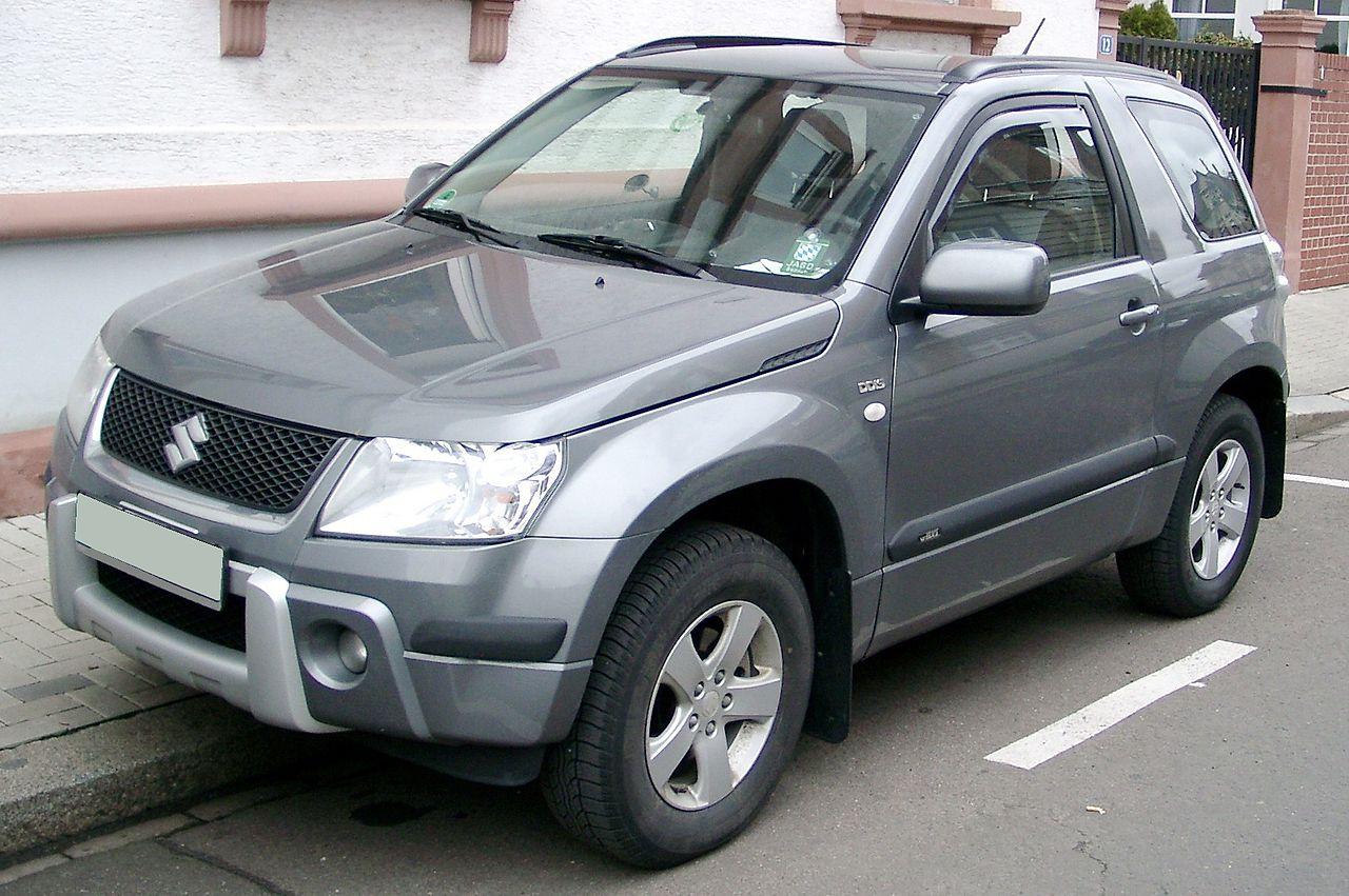 קובץ:Suzuki Grand Vitara Front 20080118.jpg