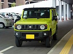 Suzuki Jimny XC (3BA-JB64W-JXCR-J)