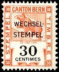 Switzerland Bern 1914 revenue 30c - 93.jpg
